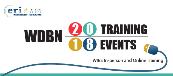 WDBN WIBS Training Events 2018 graphic